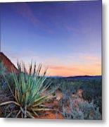 Kayenta Sunset Metal Print