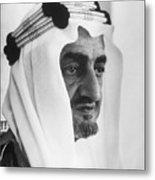 King Faisal Metal Print