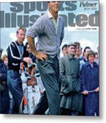 King Of Kings Arnold Palmer, 1929 - 2016 Sports Illustrated Cover Metal Print
