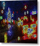 Kolorations 1 Metal Print