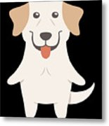 Labrador Retriever Gift Idea Metal Print