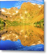 Lake Isabelle, Revisited Metal Print