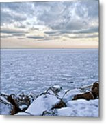 Lake Michigan Metal Print