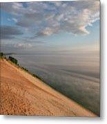 Lake Michigan Overlook 11 Metal Print