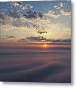 Lake Michigan Overlook 15 Metal Print