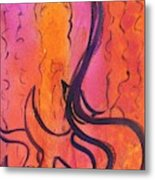 Leah Laya 3 Metal Print