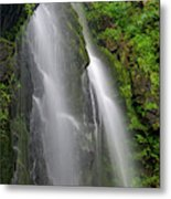 Lee Falls Close Up Metal Print