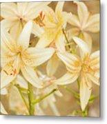 Lilycrest Dainties Metal Print