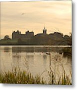 Linlithgow Palace At Dusk Metal Print