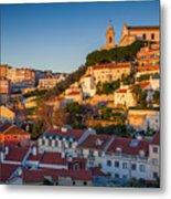 Lisbon. Image Of Lisbon, Portugal Metal Print