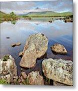 Loch La Stainge Metal Print