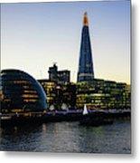 London South Bank 1 Metal Print