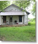 Lonely House 8 Metal Print