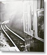 Long Train Running Metal Print