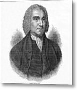 Lord Thurlow, British Lawyer And Tory Metal Print