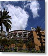 Los Angeles Dodgers V San Diego Padres Metal Print