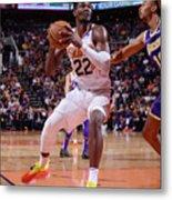 Los Angeles Lakers V Phoenix Suns Metal Print