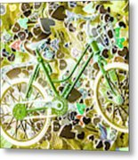 Love Of The Chase Metal Print