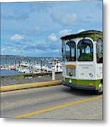 Macmillan Pier Provincetown Cape Cod Massachusetts 03 Metal Print