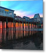 Maine Magnificent Morning Metal Print