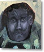 Man With Udders Metal Print