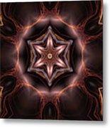 Mandala 6 Metal Print