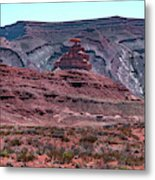 Mexican Hat Metal Print