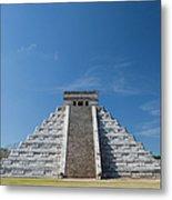 Mexico, Yucatan Peninsula, Yucatan Metal Print