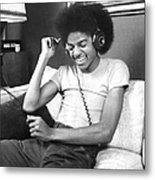 Michael Jackson, The Lead Singer Of Metal Print