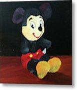 Mickey 1965 Metal Print