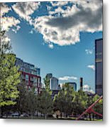 Minneapolis 02 Metal Print