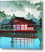 Miyajima In The Mist - Digital Remastered Edition Metal Print