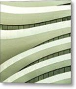 Modern Architecture Metal Print