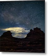 Morning In Page Metal Print