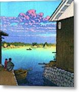 Morning In Yobuko, Hizen - Digital Remastered Edition Metal Print