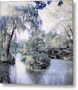 Mossy Lake Metal Print