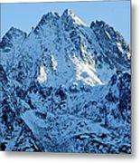 Mountain Metal Print