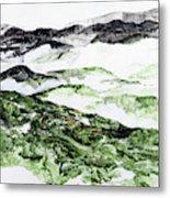 Mountains At Shenadoah 2 201901 Metal Print