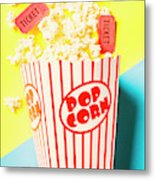 Movie Motion Picture  Metal Print