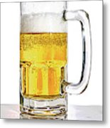 Mug Of Beer Metal Print