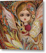 My Little Fairy Selma Metal Print