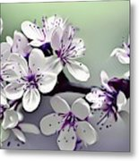 Naturalness And Flowers 33 Metal Print