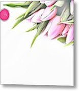 Naturalness And Flowers 42 Metal Print