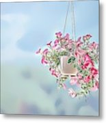 Naturalness And Flowers 43 Metal Print