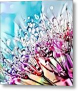 Naturalness And Flowers 45 Metal Print