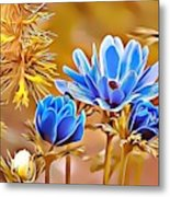 Naturalness And Flowers 47 Metal Print