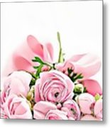 Naturalness And Flowers 49 Metal Print