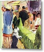 New Yorker August 17th 1946 Metal Print