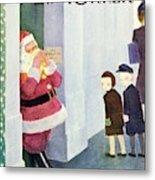 New Yorker December 14th 1946 Metal Print