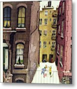 New Yorker February 2nd 1946 Metal Print